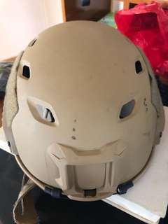 FAST Shell Combat helmet (For airsoft)