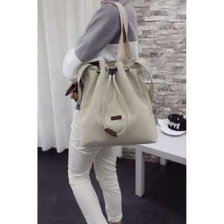 Y2199 Canvas Hand & Sling Bag