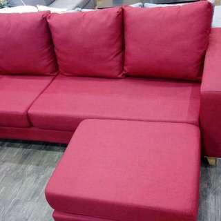 Sofa Nyaman 2 Seater or 3 Seater