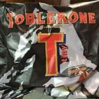 Toblerony tiny (25's) Dark Chocolate