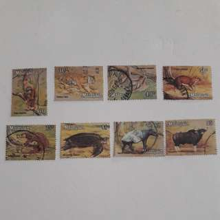 Malaysia 1979 Stamps