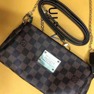 Lv sling bag aunthentic quality