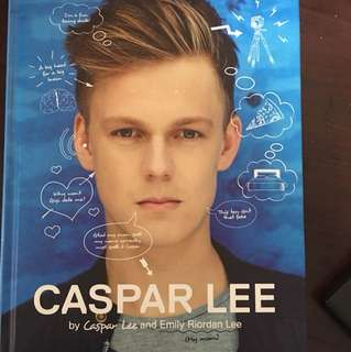 wts casper lee book