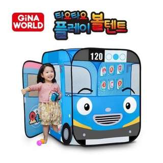 BMT408 - Korea Imported Tayo Play Tent