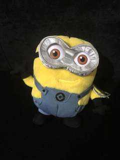 Minion plushie and more