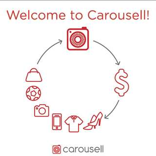 Welcome to Carousell