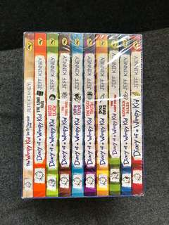 Diary of a Wimpy Kid Collection (SEALED)