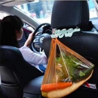 Car Back Seat Hanger Hook Gantungan Barang Belakang Jok Mobil - HMB071
