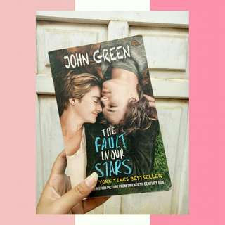Novel The Faulth and Our Stars, Bahasa Indonesia