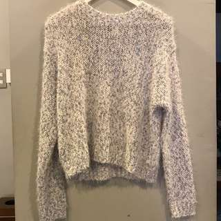 H&M pastel sweater