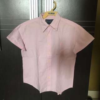 Pink kemeja by Polo