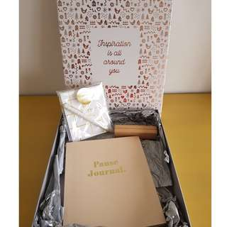 Kikki.K Journal Gift Set
