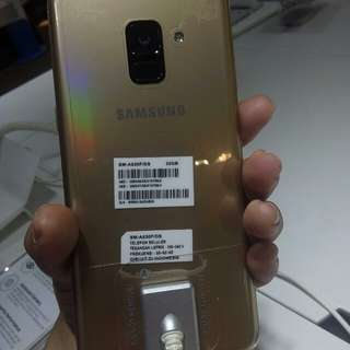 Kredit samsung galaxy A8