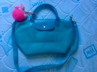 Authentic longchamp neo small