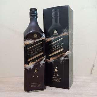 Botol bekas double jack ukura 70 cl