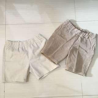 Celana pendek 2pcs