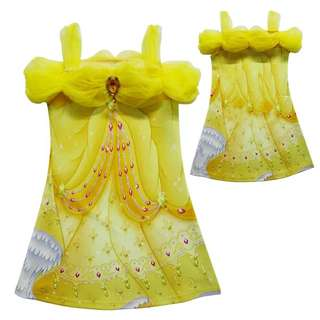Disney Belle Princess Dress