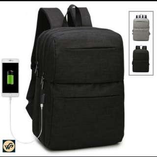 Tas punggung/tas USB / tas backpack import