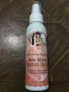 Earth Mama Bottom Spray