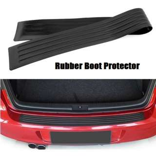 Car Bumper Rubber Protector