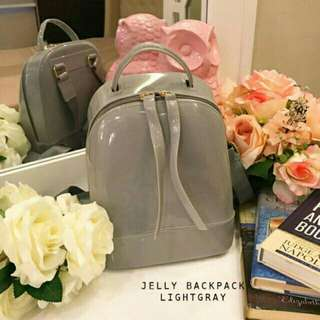 (FREE SF) Jelly Backpack