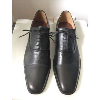 Genuine Leather Shoes for Men: Oxfords