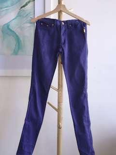 Bettina liano indigo skinny jeans size 26