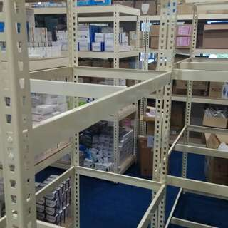 RAK BESI/STORAGE RACKING