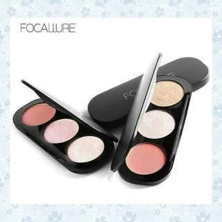 Focallure Blush and Highlighter