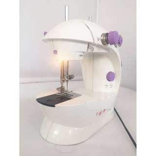 Mesin Jahit Mini Lampu