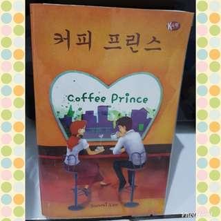 Novel Coffee Prince bhs.indonesia.