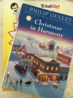 BUNDLE! Total Girl 250 Embarrassing Moments and Christmas in Harmony