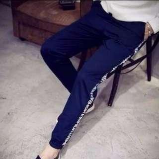 BNWT NAVY BLUE Slim Fit Pants