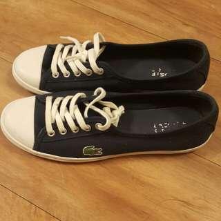 🚚 Lacoste帆布鞋