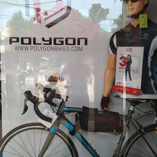 Sepeda polygon rodalink galuhmas Karawang