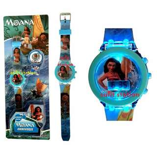 MOANA GLOW KIDS WATCH