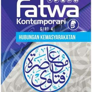 Fatwa Kontemporari Jilid 1, Siri 4 (C137)