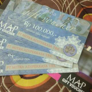 MAP GIFT VOUCHER SENILAI 300000