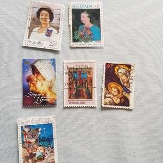 Australian rare Stamp