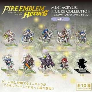 [PO] Fire Emblem Heroes Mini Acrylic Figure V3