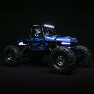 LOSI 1/10 Night Crawler SE 4WD Rock Crawler Brushed RTR ( Blue ) - In Stock Now!