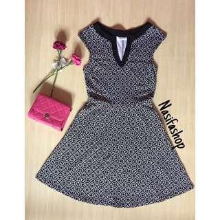 NYC Mini Dress Black
