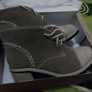 Mark & Stuart Ankle Boots Shoes Hk-6-J5 ORIGINAL
