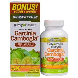 Ready Stock Garcinia Cambogia+