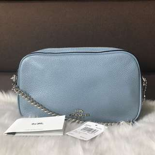 Coach Isla Chain Crossbody F25922