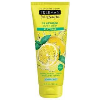 FREEMAN mint + lemon