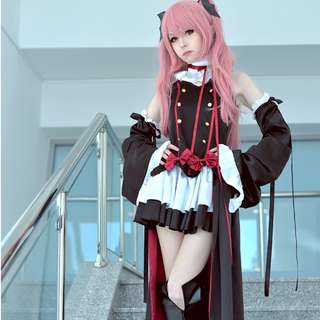[WTS] Owari No Seraph Krul Tepes Cosplay Costume