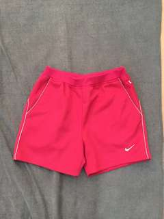 Nike Pink Exercise Shorts
