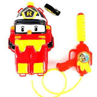 Roy Water Gun Powerful Backpack Water Gun Outdoor Beach