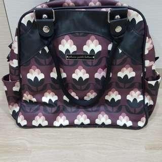 Diaper bag backpack shoulder carry